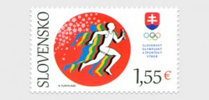 2021 Slovakia XXXII Summer Olympic Games (Scott NA) MNH