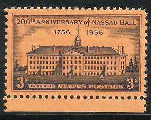 United States 1956 Scott# 1083 MNH