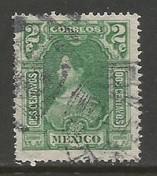 MEXICO 311 VFU Z3449-5