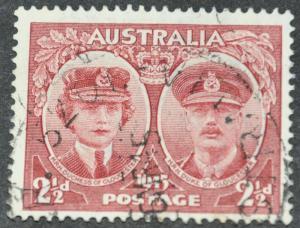DYNAMITE Stamps: Australia Scott#197 - USED