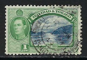 TRINIDAD &TOBAGO 50 VFU R3-184