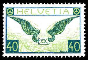 SWITZERLAND C14  Mint (ID # 78009)