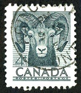 Canada #324 Used