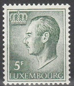 Luxembourg #427  MNH   (S2752)