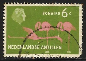 Netherlands Antilles 1958 Scott# 242 Used (corner)