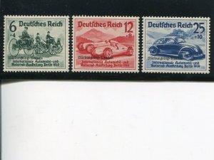 Germany #141-- 43 Mint VF NH  - Lakeshore Philatelics