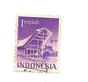 Netherlands Indies 1949 - Scott #325