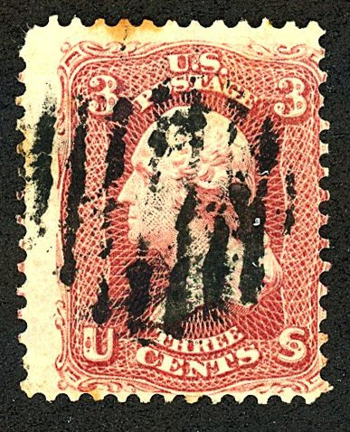 U.S. #65 Used Stain