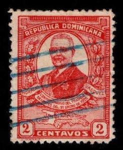 Dominican Republic Scott 251 Used stamp