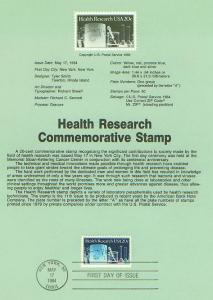 Health Research (USCPF2087)