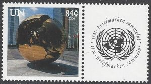 United Nations 907b Berlin 2006 Personalized Single Stamp
