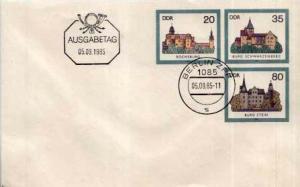 Germany D.D.R., Postal Stationery, Religion