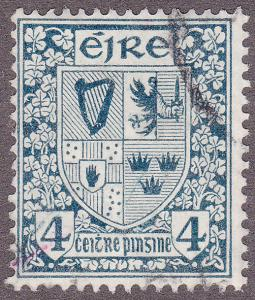 Ireland 112 USED 1940 Coat of Arms
