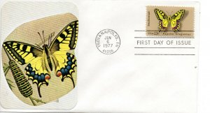 US FDC #1712 Butterfly (5698)