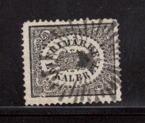 Sweden #LX1 VF Used & Scarce