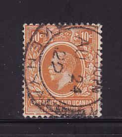 East Africa and Uganda Protectorates 43 U King George V