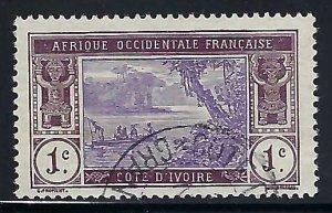 Ivory Coast 42 VFU R916-2
