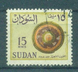 Sudan sc# 148 used cat value $.25