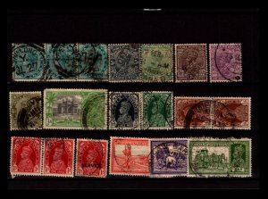 India 19 Used, some faults - C2952