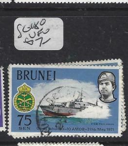 BRUNEI  (PP0905B)   SG 180   VFU
