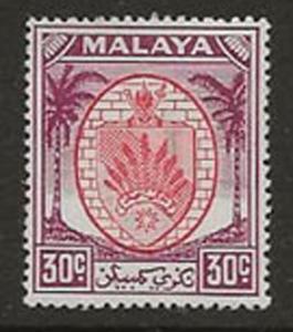 Nickel Auction. Malaya, Negri Sembilan 32 m [be32]