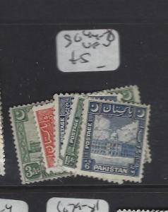 PAKISTAN (PP3007B)  SG 44-8    VFU