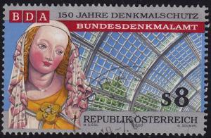 Austria - 2000 - Scott #1816 - used - Historical Monuments