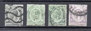 Kenya-Uganda-Tanzania 19-22 used