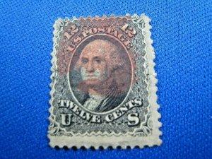 UNITED STATES, 1861 SCOTT #69 -  USED