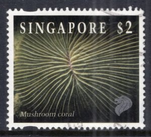 Singapore 822A Used VF