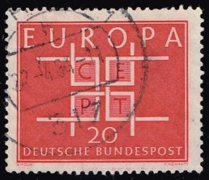 Germany #868 Europa CEPT - Squares; Used (0.25)