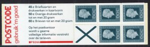 Netherlands 465a Booklet MNH VF