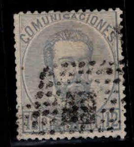 Spain Scott 182  Used  1872 stamp