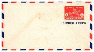 Cuba, Postal Stationary