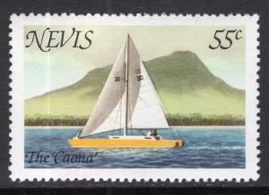 Nevis 116 Sailboat MNH VF