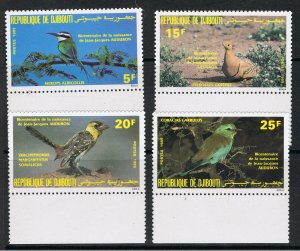 REPUBLIC OF DJIBOUTI 1985 AUDUBON BICENTENARY
