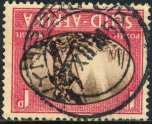 SOUTH AFRICA - 1945 -  WYNBERG C/K  CDS on SG108 - Very Fine Used
