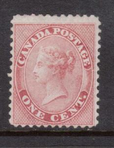 Canada #14 Mint **With Certificate**