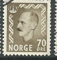 Norway - 350 - Used - SCV-0.25