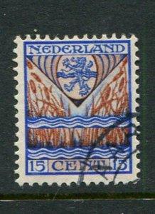 Netherlands #B24 used