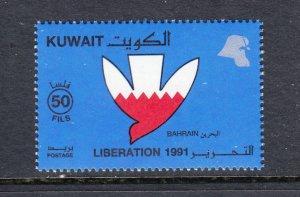 KUWAIT 1991 LIBERATION IRAQ WAR COALITION COUNTRIES BAHRAIN [#A464]