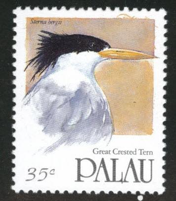 Palau Scott 273 MNH** Bird stamp from 1991-1992 set