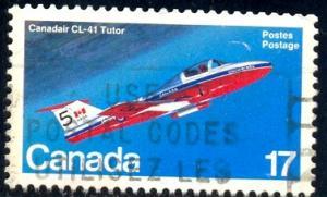 Plane, Canadair CL-41 Tutor, Canada SC#903 used
