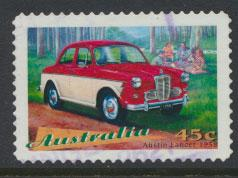 Australia SG 1673  Used - Self Adhesive  -Cars