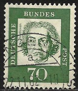 Germany 1961 Scott# 835 Used