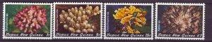 J21908 Jlstamps 1982 png set mnh #566-9 coral