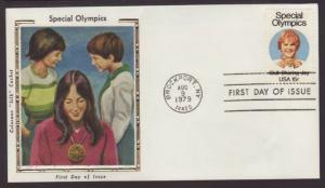 US 1788 Special Olympics 1979 Colorano U/A FDC
