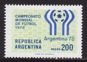 Argentina #1179 MNH ** World Cup ´78