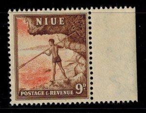 Niue 100 MNH VF crisp