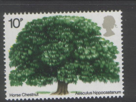 Great Britain 1974 Tree (1) Scott #715
